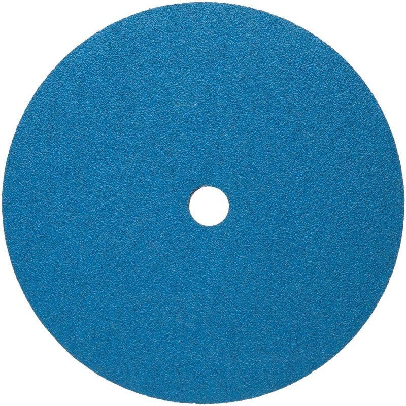 4-1/2 x 7/8 Z/A 24 Grit Fiber-Discs Z Ty