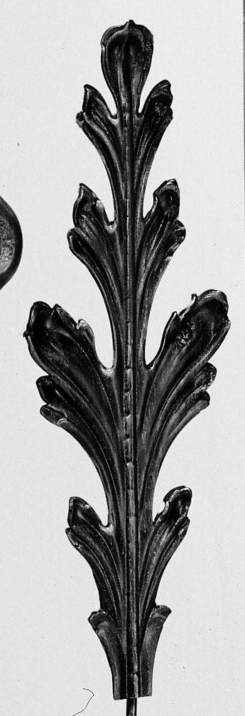 """Leaf, Forged (15""""H, 5-5/16""""W)"""