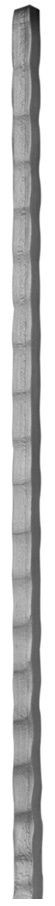 "Hammerd Steel Bar (9/16""Sq, 39-1/2""H)"