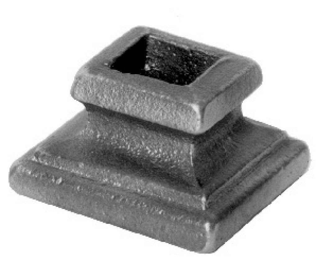 """Cast Iron Shoe for 5/8""""Sq."""