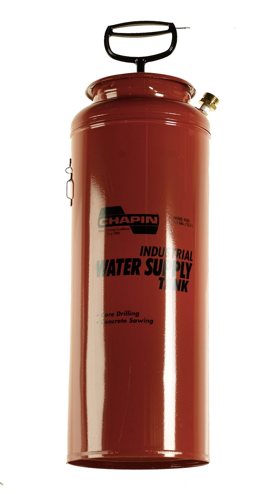 3.5 Gal. Presure Water Tank, METAL