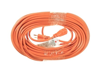 50' Extention Cord, 12/3, SJT, UL-Listed