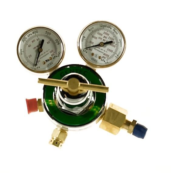 Regulator, Oxygen CGA-540