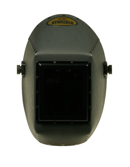 "4""x5"" Vulcanized Fiber Welding Helmet"