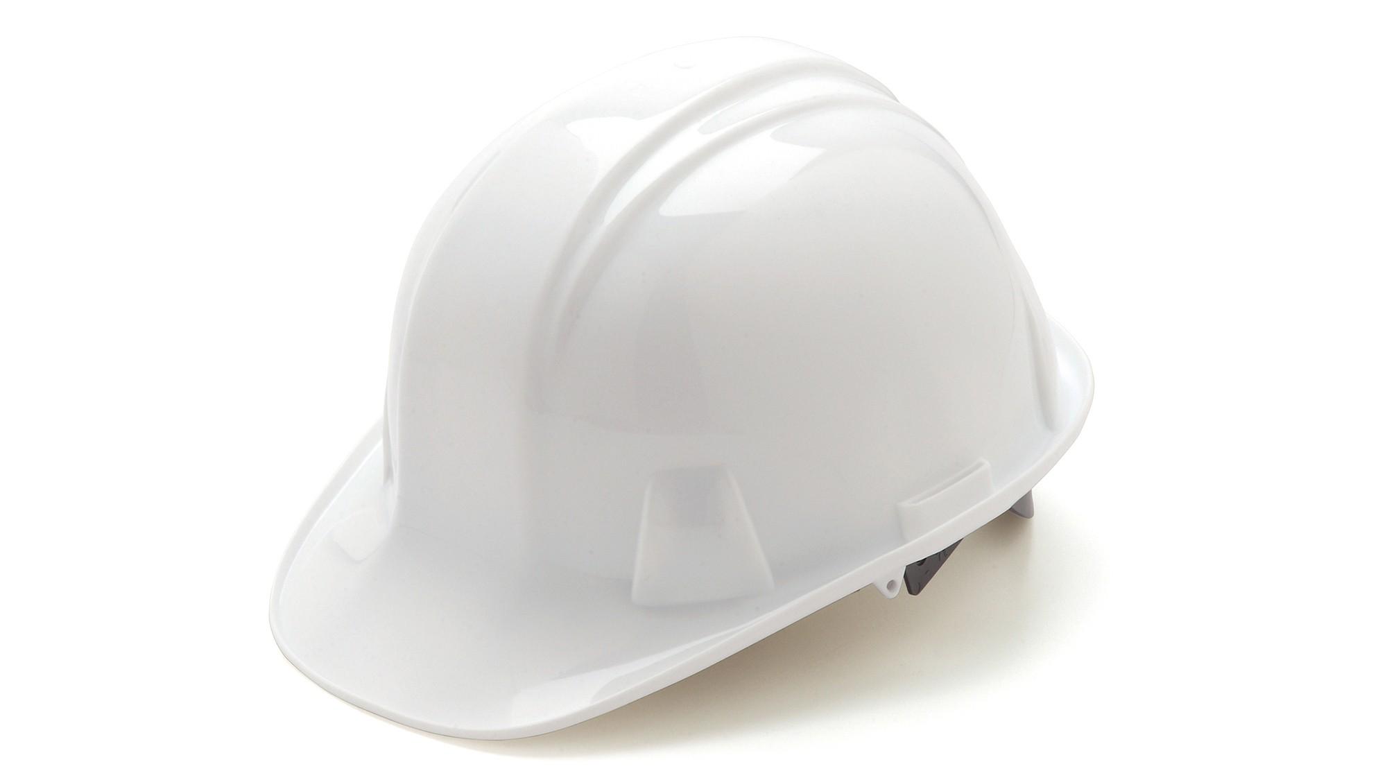 Hard Hat, Unipro, White