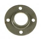 "1-1/4"" Steel Pipe Flange w/4(1/4"") Holes"