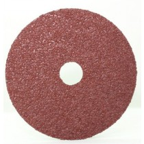 4 x 5/8 A/O 36 Grit Fiber-Discs A Type