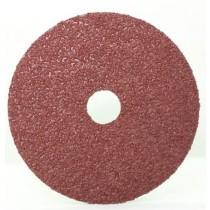 7 x 7/8 A/O 100 Grit Fiber-Discs A Type