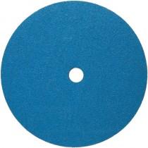 7 x 7/8 Z/A 24 Grit Fiber-Discs Z Type