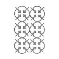 "C.I. Panel (10-1/4""W, 15-7/8""H)"