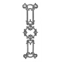 """Old Victorian Casting(27-1/2""""H, 8-1/4""""W)"""