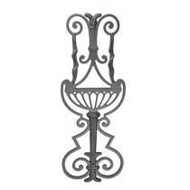 "C.I. Grecian Panel (25-3/4""H X 9-3/8""W)"