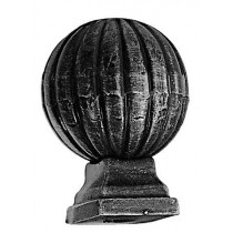 """Ball Cap w/Base, Forged (1-9/16""""SqBs)"""