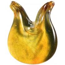 Tulip, Glass, GOLD