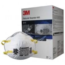 3M #8210 Dust/Mist Resporator, Niosh App
