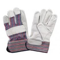 """2-1/2"""" Leather Palm Glove Shoulder Split"""