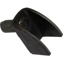 """Bat Wing - Male (1/2"""" Pin)"""