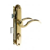 Pado Mortise Lock w/SB Handles, Reversab