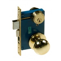 Mortise Lock Set - Left P/B China