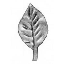 Stamped Sheet Metal Leaf