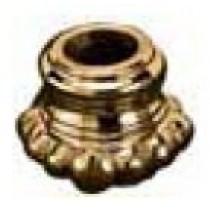 """Brass Shoe w/Brass Screw (5/8""""RdHl)"""