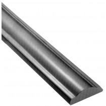 """Handrail Smooth(2-9/32""""W,5/8""""T,13'1.5""""L)"""