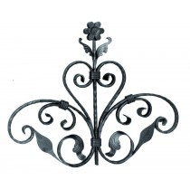 "Hand Forged Gate Top (22""H, 28-3/8""W)"