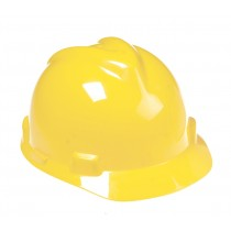 Hard Hat, Unipro, Yellow