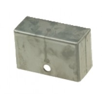 """Steel Box For 6"""" V-Groove Wheel"""